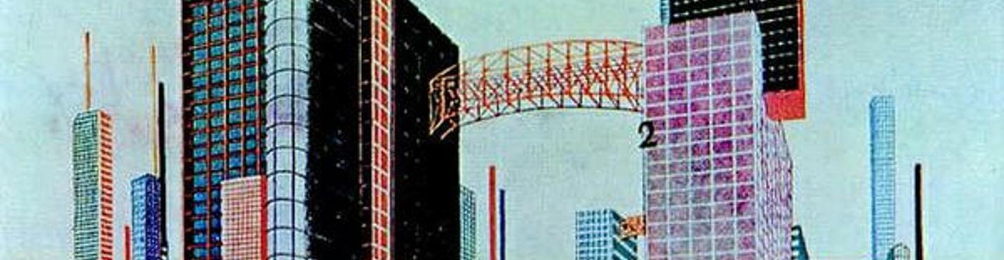 Космические мотивы в советской архитектуре 70-80х