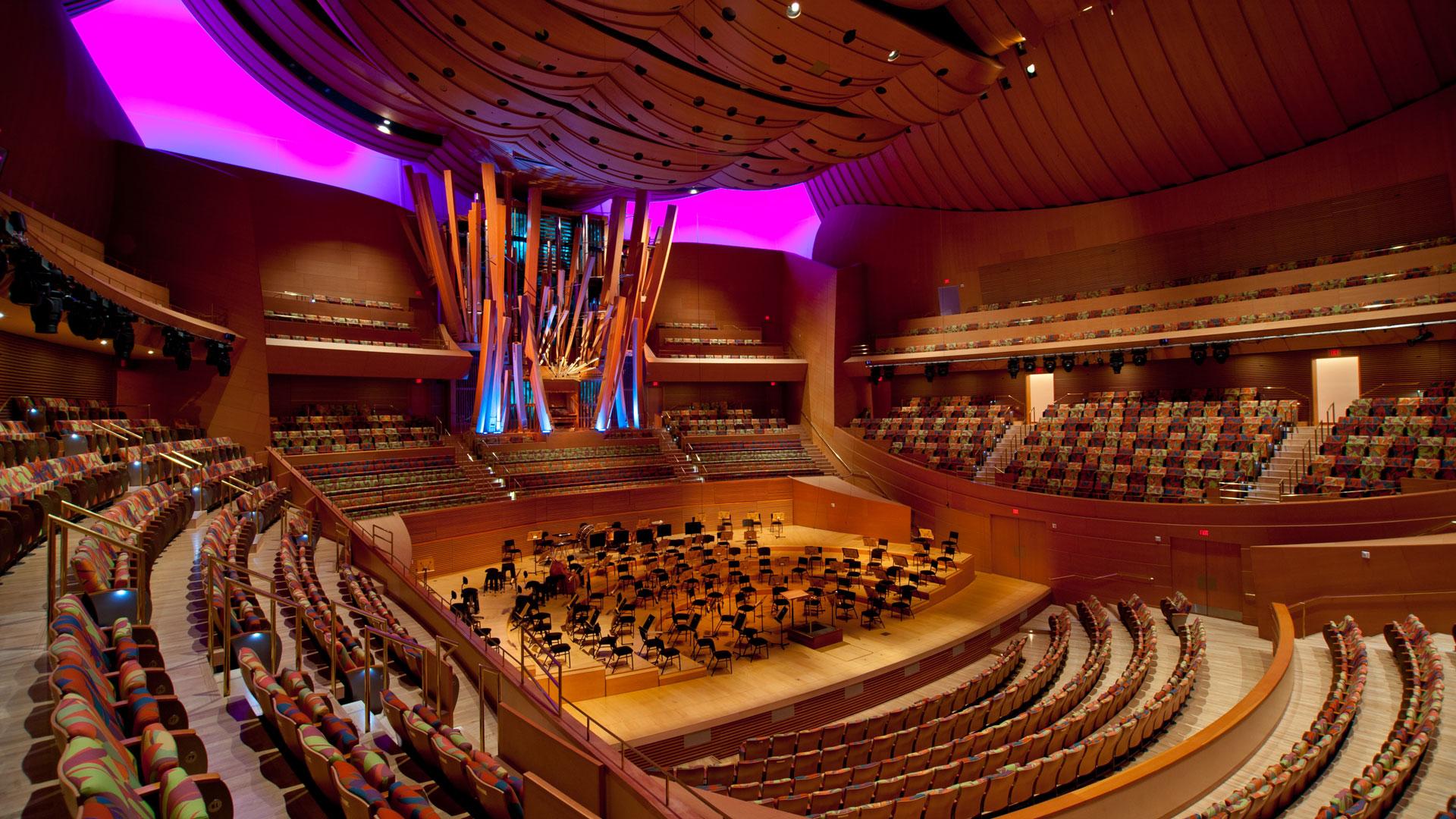 About the Walt Disney Concert Hall | LA Phil