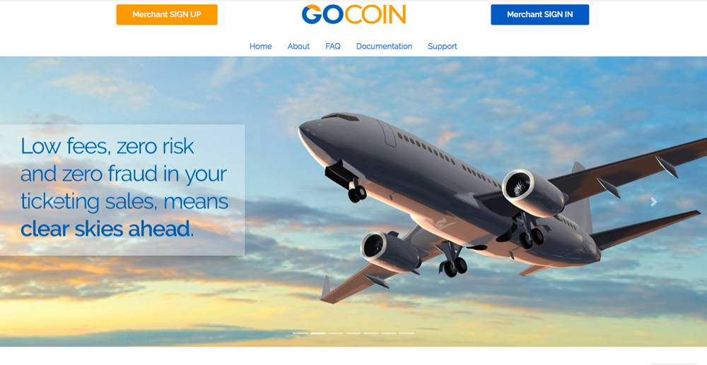 GoCoin payment processor main page.png