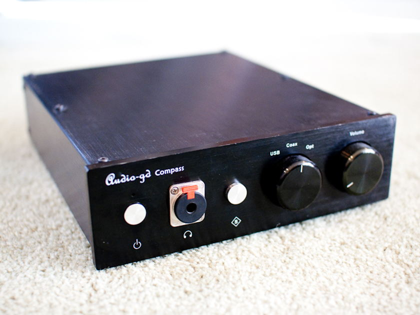 Audio-gd Compass