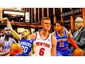 Philadelphia 76ers at the New York Knicks