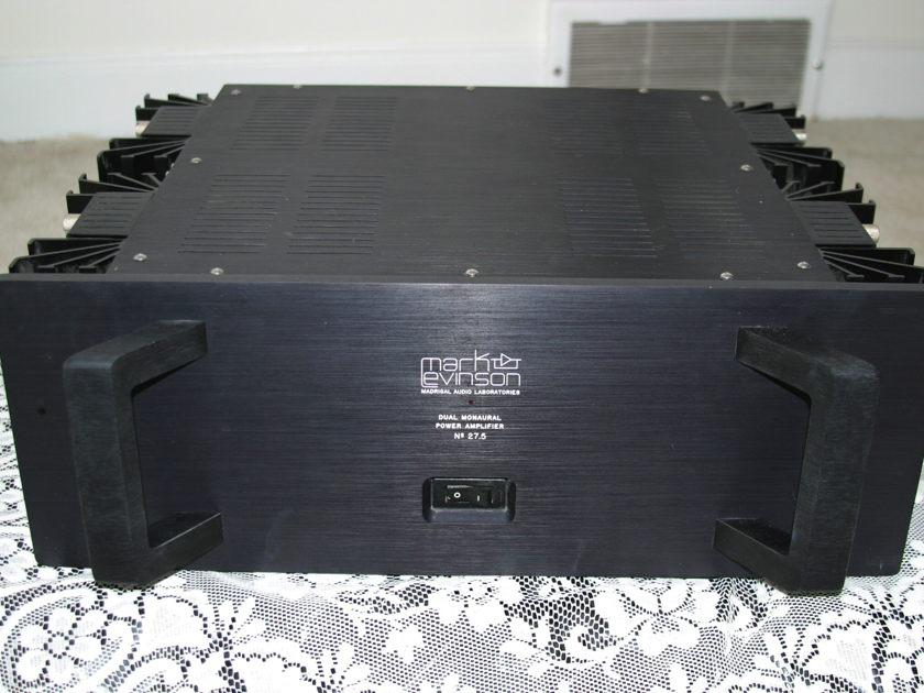 Mark Livenson 27.5 Amplifier