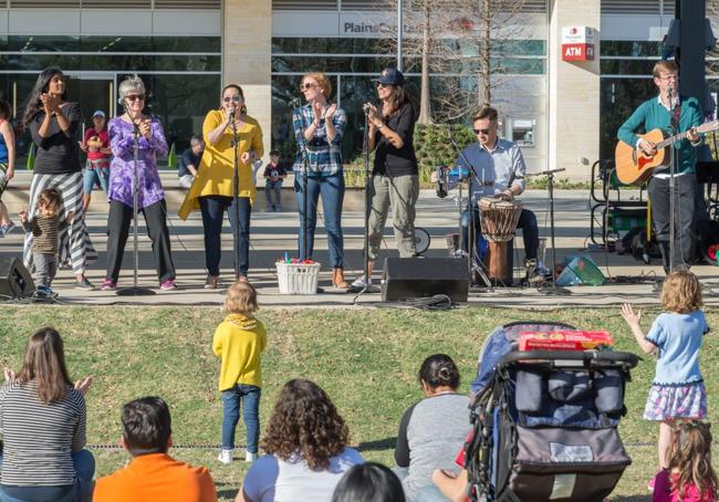 Levy Park Concert series, Primrose School of Upper Kirby