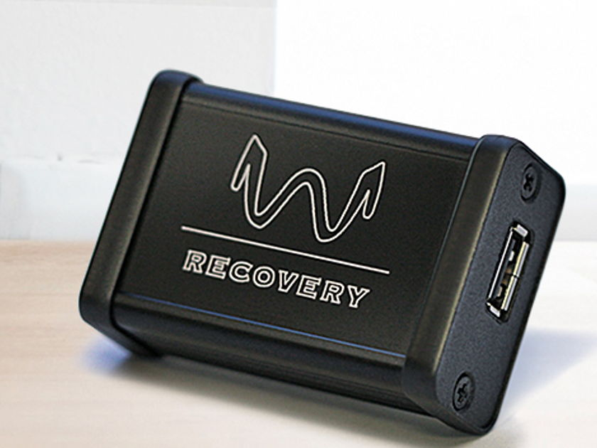 Wyred 4 Sound Recovery  - affordable USB reclocker
