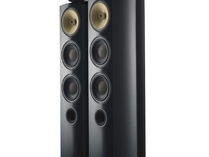 Bower & Wilkins 804 D2 Loudspeakers