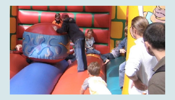 bester geburtstagde little star events kinder hüpfburg