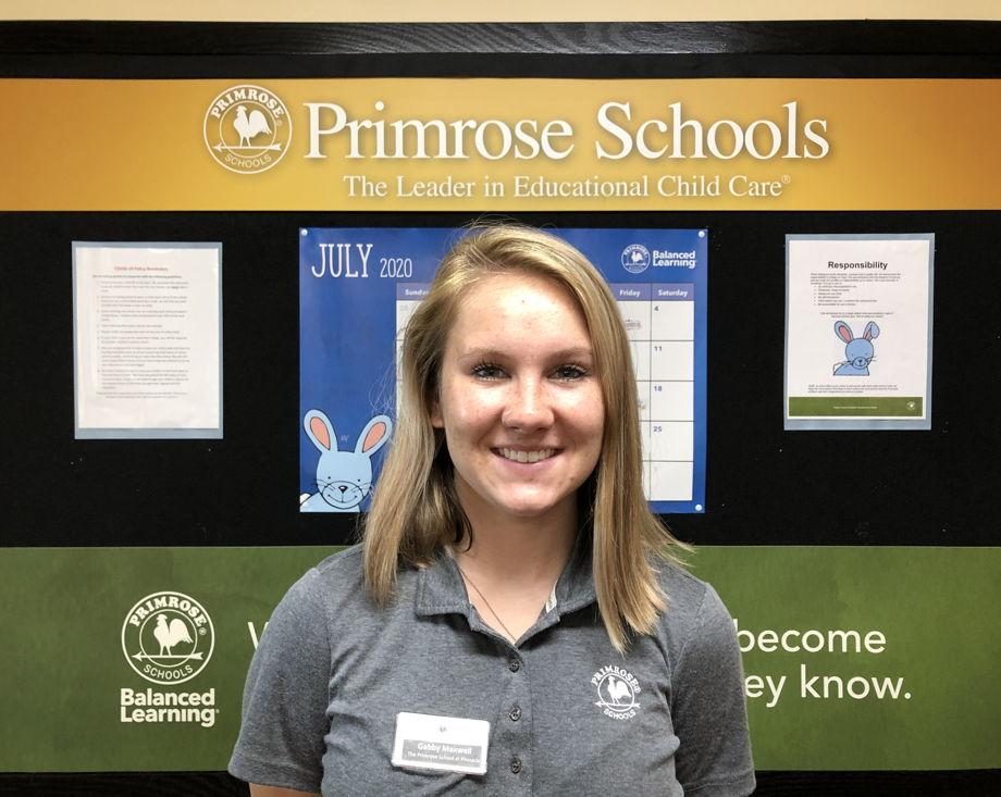 Ms. Gabby Maxwell , Support Teacher