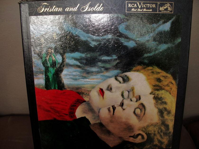Wagner - Tristan and Isolde Furtwangler cond. (Mono)
