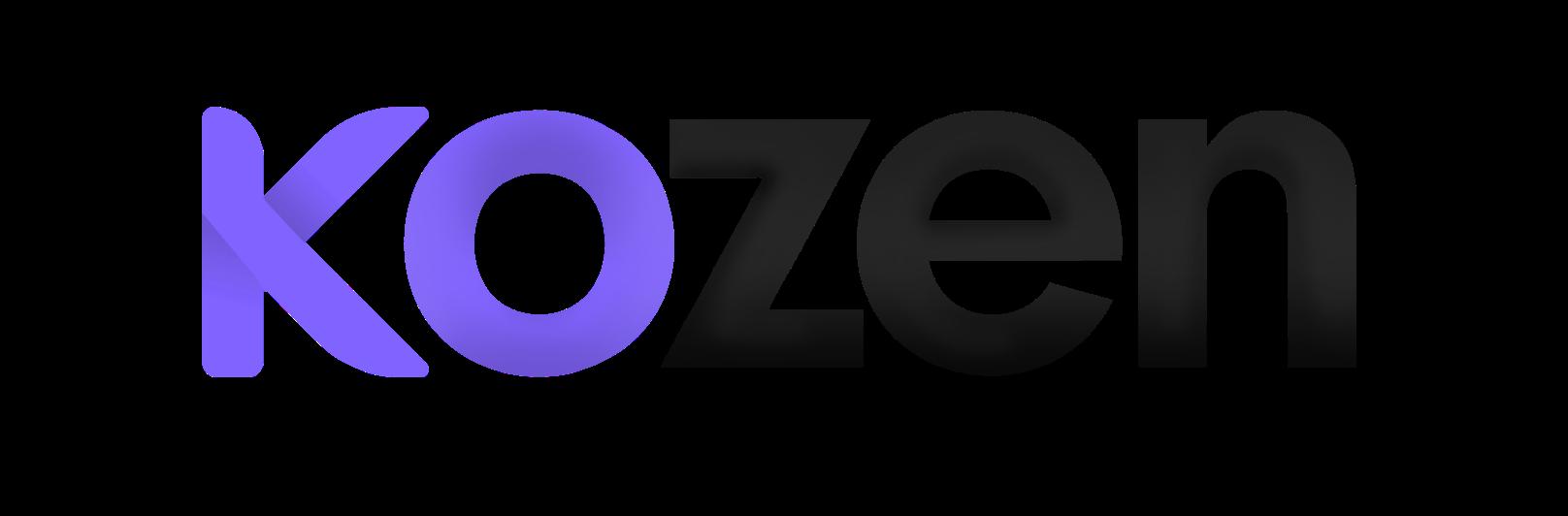 Kozen new logo