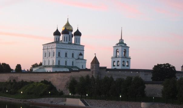 Экскурсия по Псковскому Крому