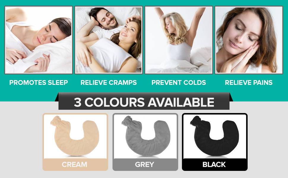 3 Colours Available