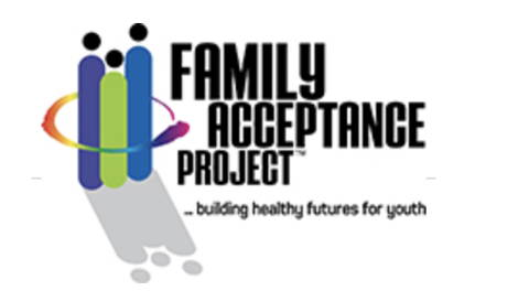 Family Acceptance Logo and Link