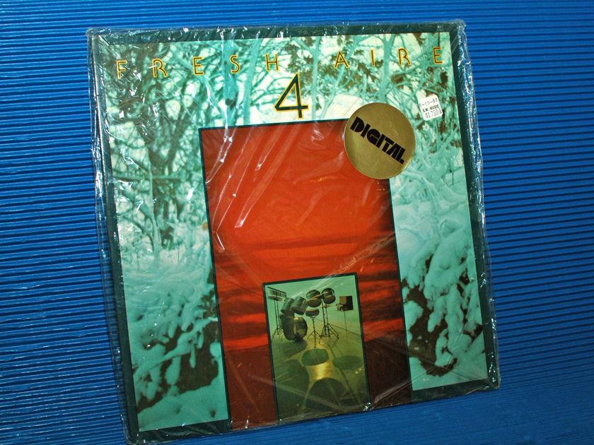 "MANNHEIM STEAMROLLER -  - ""Fresh Aire IV"" -  American Grammaphone 1981Sealed"