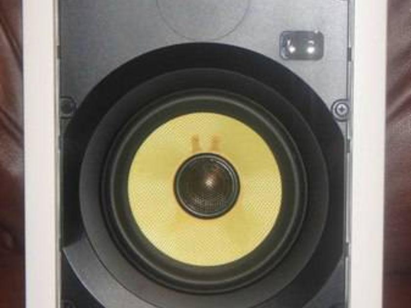 Pioneer Elite s-IW671-LR in wall speakers brand new