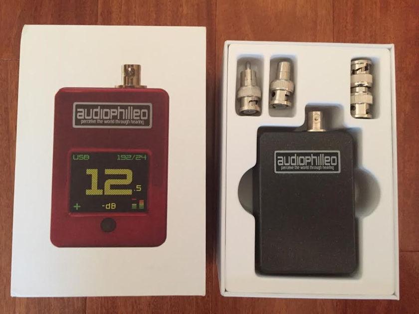 Audiophilleo Audiophilleo 2 (Mk 1) USB to S/PDIF processor