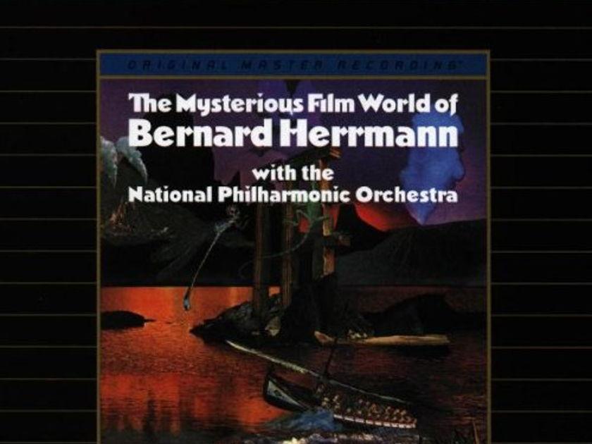 Bernard Herrmann - Mysterious Film World MFSL UDCD 692