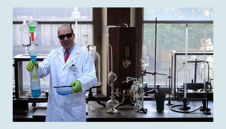chemieprofessor v
