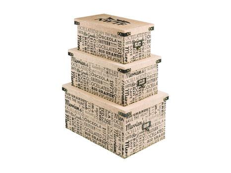 Corbin Storage Boxes