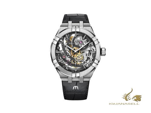Maurice Lacroix Aikon Skeleton automatic watch