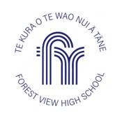 Forest View High School logo