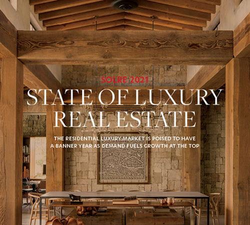 État de l'immobilier de luxe (2021)