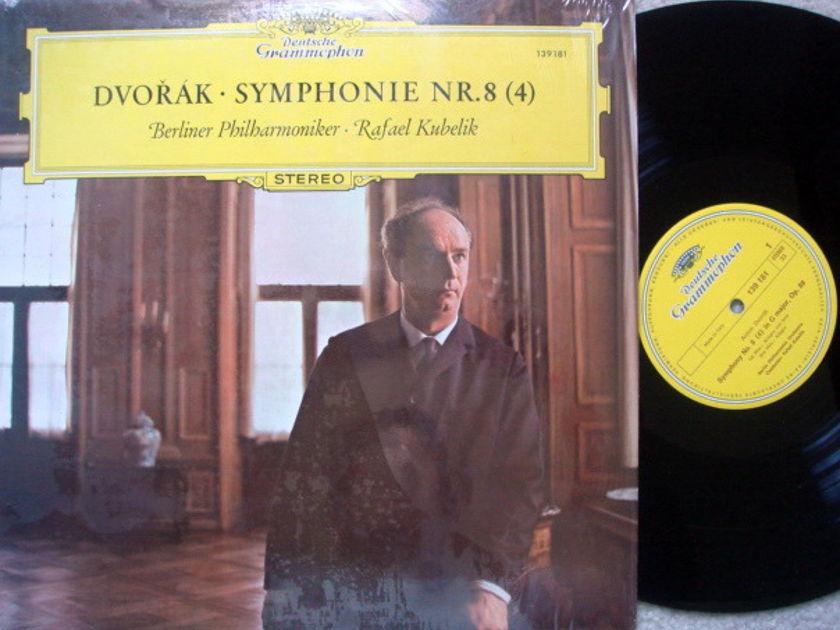 DG / KUBELIK-BPO, - Dvorak Symphony No.8(4), NM!
