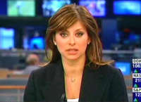 Maria Bartiromo brought a  CNBC vibe to her interview of Hobson and Sonders