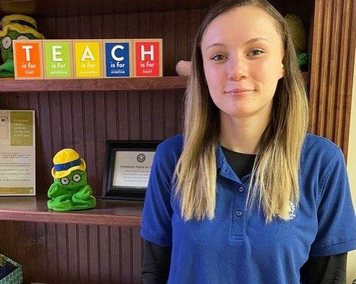 Ms. Marina Phillips , Support Teacher