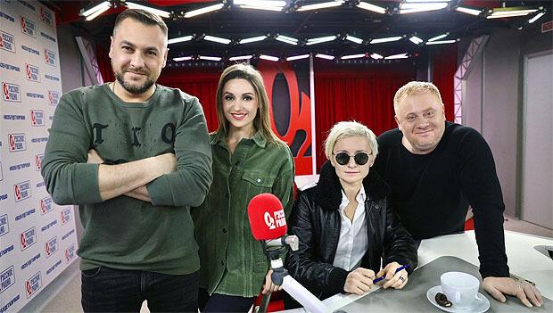 Диана Арбенина стала гостьей утреннего шоу «Русские Перцы» - Новости радио OnAir.ru