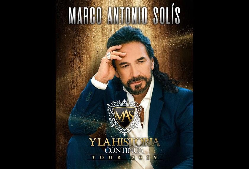 Marco Antonio Solis: La Historia Continua 2019 artwork