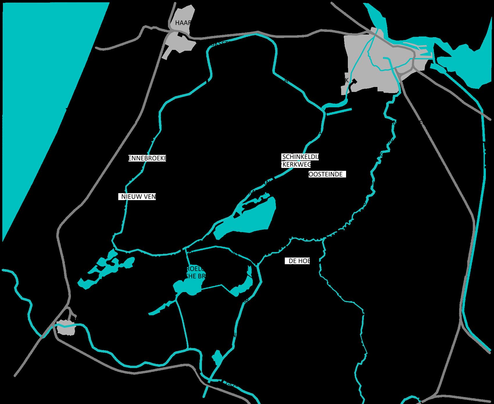 Haarlemmermeerspoorlijnen