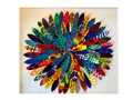 Second Grade Watercolor Feathers - Tiedemann/Cohen
