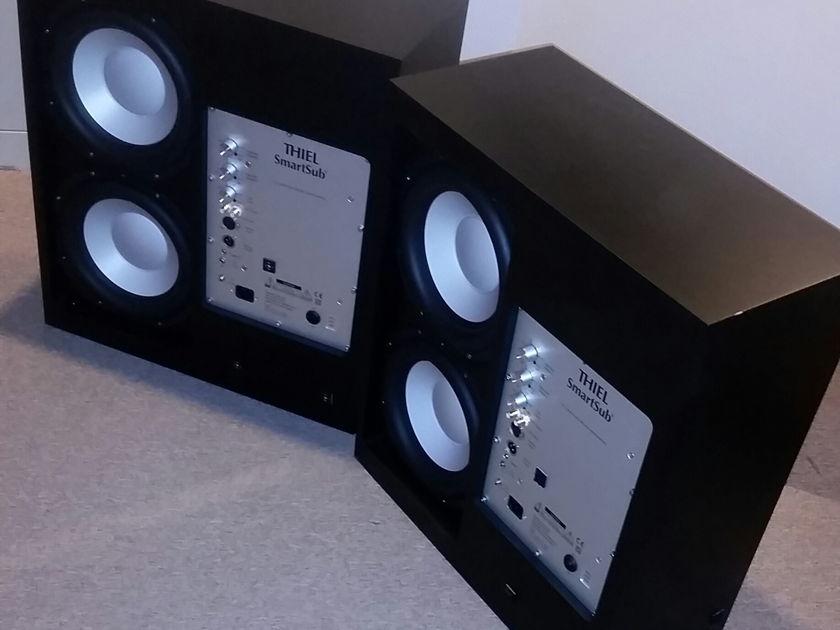 Thiel Audio Smartsub SS2.2 with PX05 5.1 Channel Passive Cross Custom