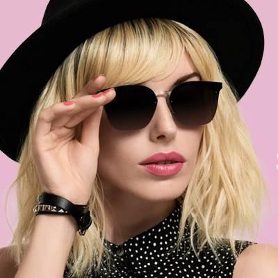 النظارات الشمسية النساء