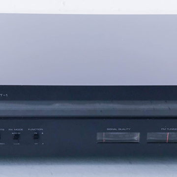 T-1 Stereo AM / FM Tuner