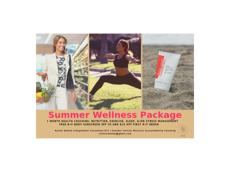 Summer Health and Wellness Package