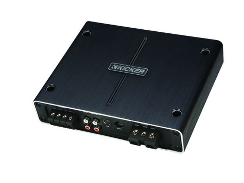 Kicker IQ-1000.1 Amplifier Kicker IQ1000.1 Amp and IQ interface