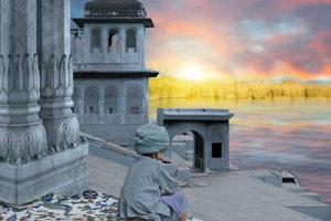 Medieval forts, local markets and Ganges