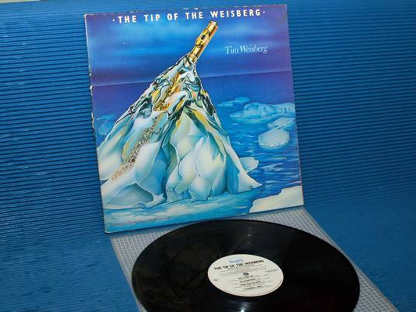 "TIM WEISBERG  - ""The Tip Of The Weisberg"" - Nautius Super Disc 1979"