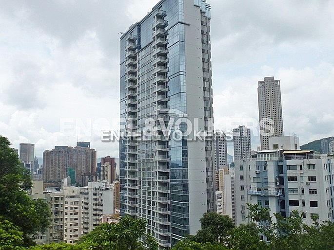 Hong Kong - The Altitude apartment for sale