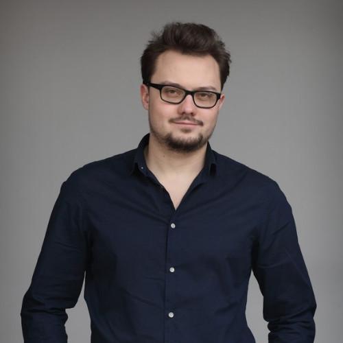 Vitaly Senko, freelance nodejs developer