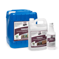 graffiti and paint remover for hardened sunbaked graffiti and acrylic paints