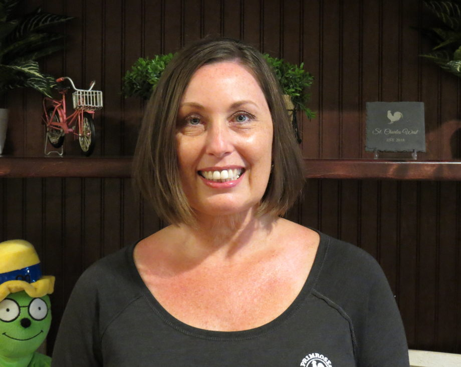 Lisa Schmidt , School Director