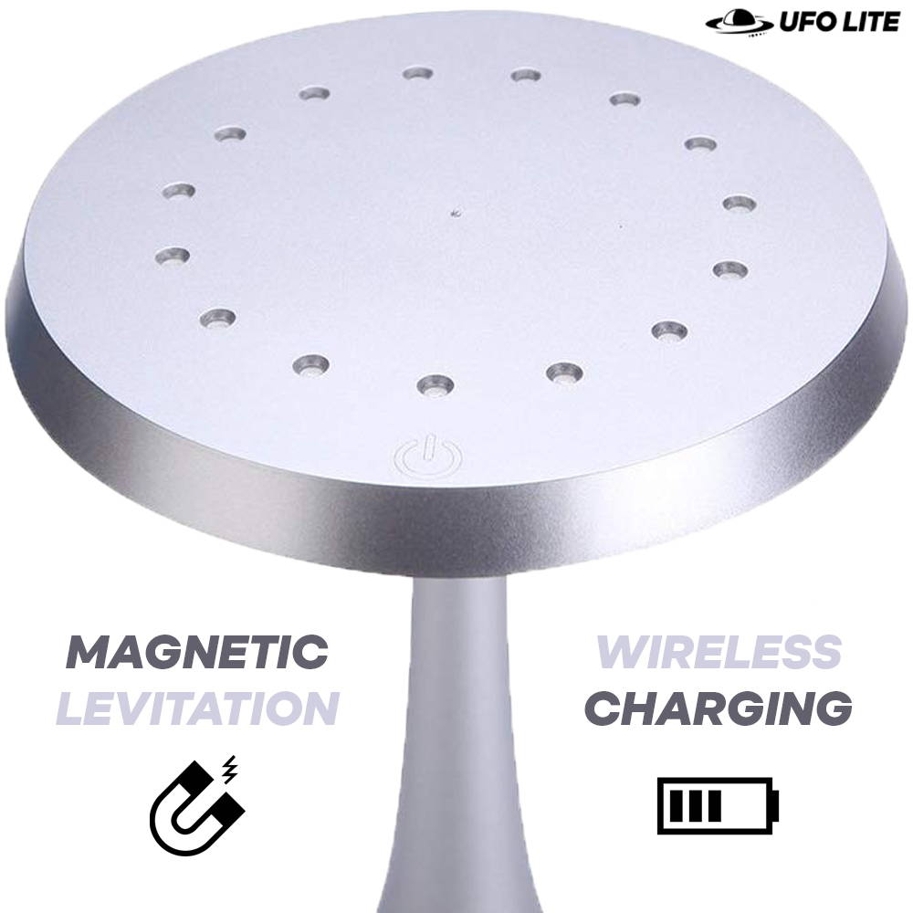 UFO Lite Floating Levitating Speaker Lamp