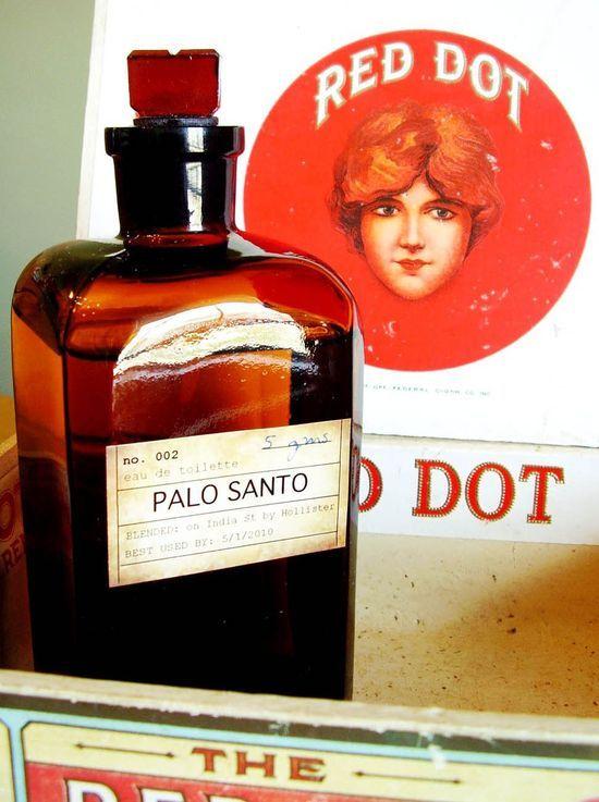 Palosanto-fragrance