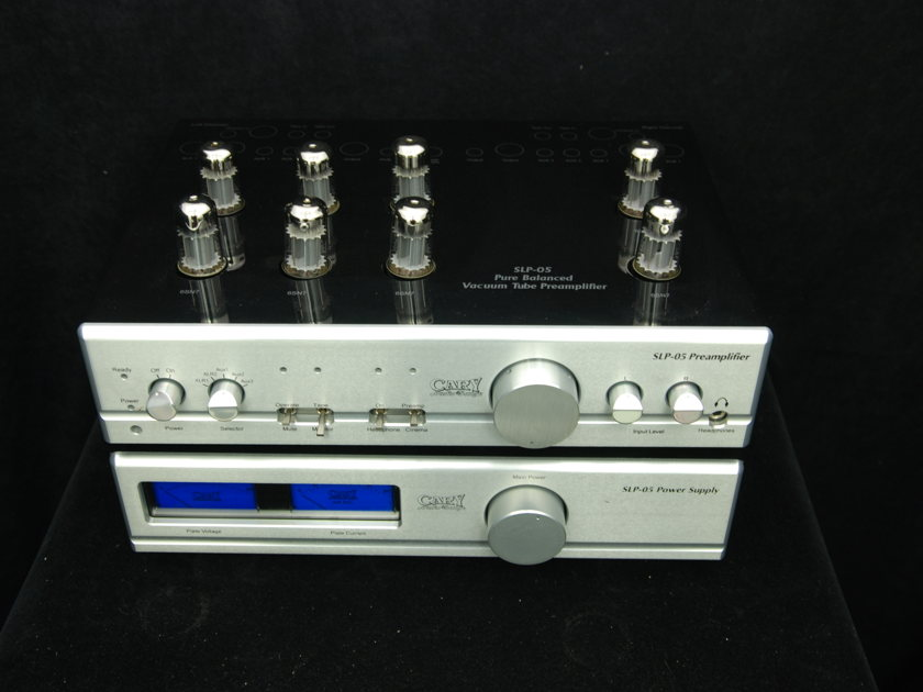 Cary Audio  SLP-05 Reference Tube Preamplifier