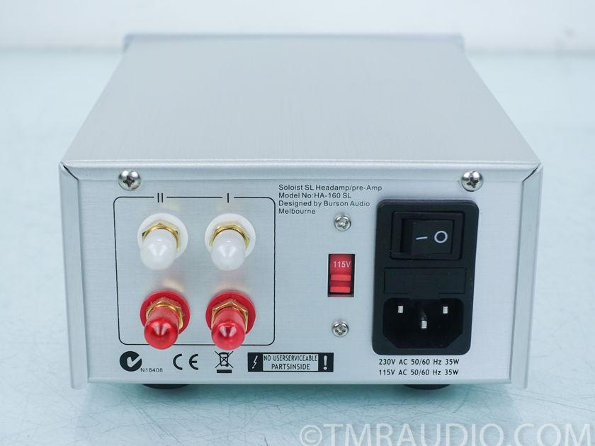 Burson Solist SL Headphone Amplifier (7613)