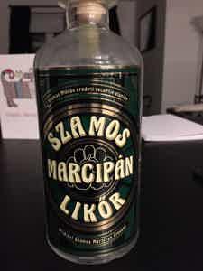 szamos marcipan likor from Hungary