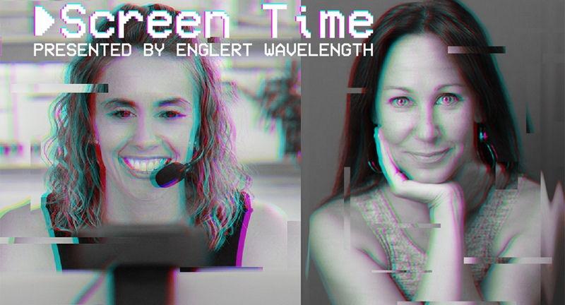 Screen Time: Leslie Nolte & Maureen Beran