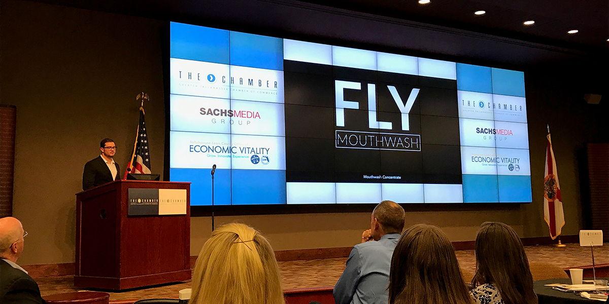 Fly Mouthwash Takes Off for Delt Entrepreneurs